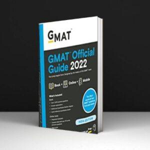 GMAT Official Guide 2022 Bundle Question Bank Pdf Download