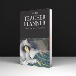 2021-2022 Teacher Misery Planner Written By Jane Morris Free PDF