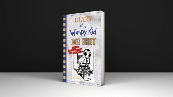 Big Shot (Diary of a Wimpy Kid Book 16) By Jeff Kinney Download Pdf