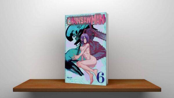 Chainsaw Man, Volume 6 By Tatsuki Fujimoto Download PDF