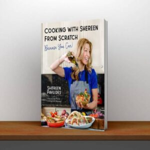 Cooking With Shereen From Scratch Because You Can! Download PDF