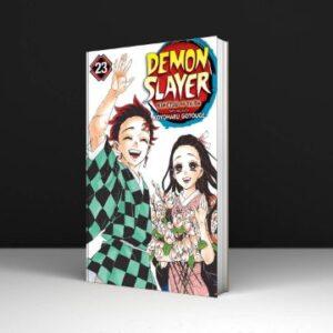 Demon Slayer Kimetsu no Yaiba, Volume 23 Koyoharu Gotouge PDF