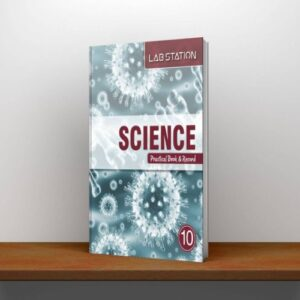 Harbour Press International Lab Station Science Practical Book & Record For Class 10