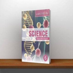 Harbour Press International Lab Station Science Practical Book & Record For Class 6