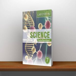 Harbour Press International Lab Station Science Practical Book & Record For Class 7