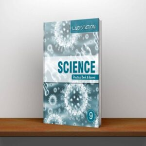 Harbour Press International Lab Station Science Practical Book & Record For Class 9