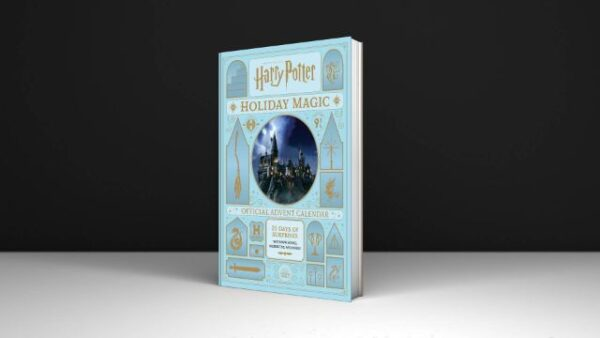 Harry Potter Holiday Magic the Official Advent Calendar PDF Download