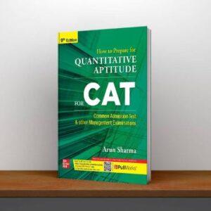 How to Prepare for QUANTITATIVE APTITUDE for CAT By Arun Sharma PDF