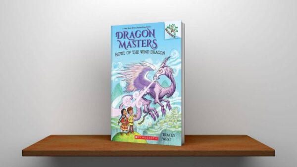 Howl of the Wind Dragon a Branches Book Dragon Masters 20 Download PDF