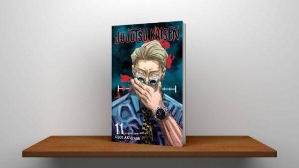 Jujutsu Kaisen, Vol. 11 By Gege Akutami Free PDF Download