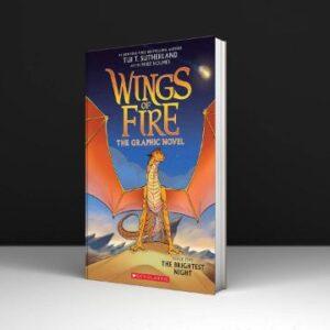 The Brightest Night (Wings of Fire Graphic Novel 5) Graphix Book PDF