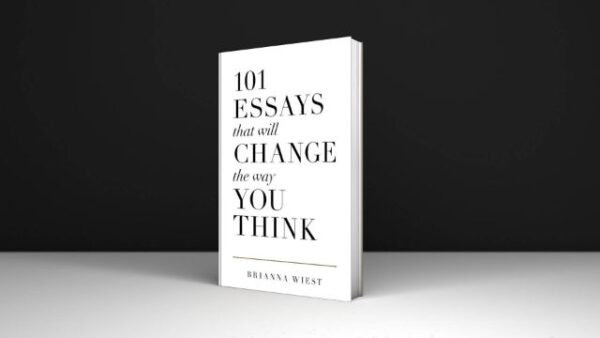 101 Essays That Will Change the Way You Think Book Pdf