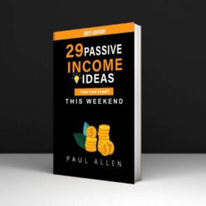29 Passive Income Ideas You Can Start This Weekend (2021) Get Started Building Passive Income Streams as Soon As This Weekend!