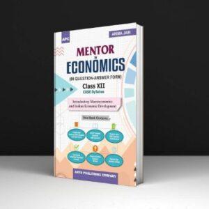 Alka Dhawan Mentor in Economics Class-XII Pdf Free Download