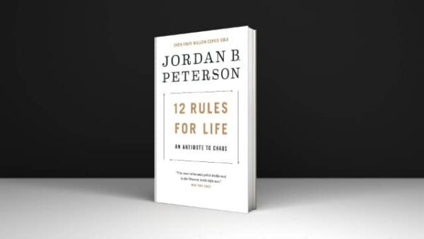 Audible 12 Rules for Life