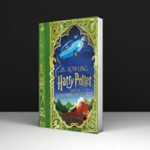 Harry Potter and the Chamber of Secrets Book (MinaLima Edition) (Illustrated edition) (2)