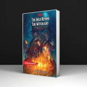 The Wild Beyond the Witchlight Pdf A Feywild Adventure (Dungeons & Dragons Book)
