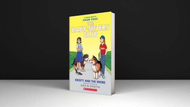 Kristy and the Snobs a Graphic Novel Ann M. Martin Download PDF