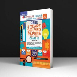 Oswaal 5 Years Solved Papers