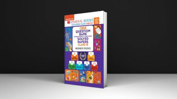 Oswaal Books for Class 12 Business Studies